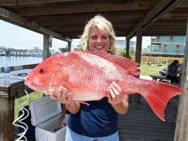 Alabama Girl Fishing – Mobile