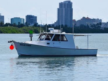 HIGH TIDE Saltwater Charters
