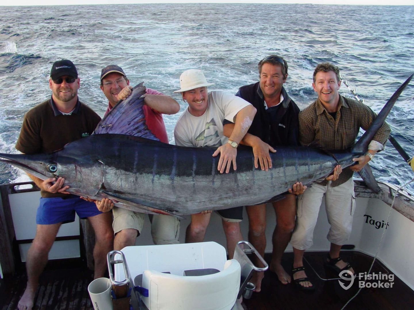 Big Striped Marlin - 150kg+