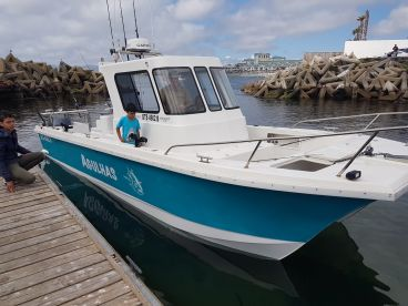 Get Hooked Fishing Charters–Agulhas