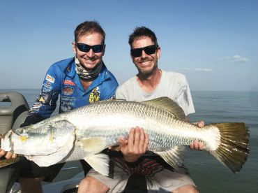Barra Boat Hire And Fishing Charters