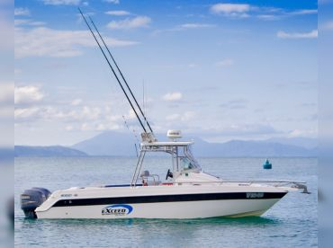 Exceed Sportfishing Port Douglas