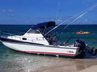 Jamaica Charter Boats – 26'