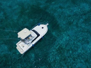 Caribbean Fishing Mexico–Luhrs 32'