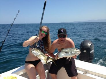 Fishing and Marietas Punta Mita