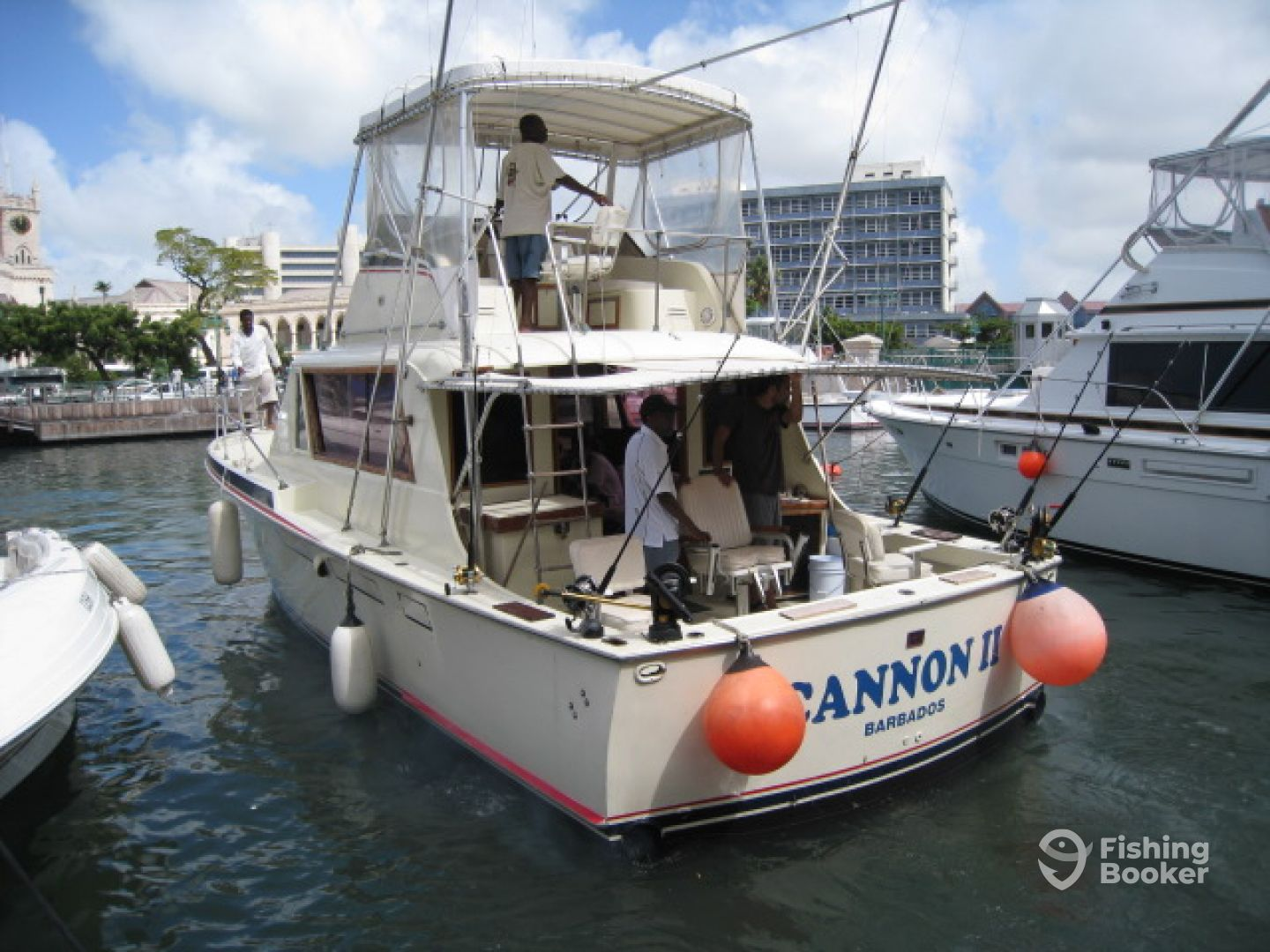 Cannon Charters Big Game Fishing