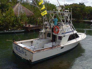 Wasabi Loco Sportfishing – 32'