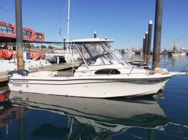Del Mar Charters – 30' Grady-White