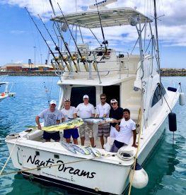 Nauti Dreams Luxury Charters