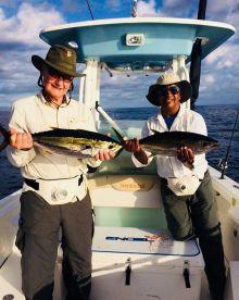Felipe Valdez Sportfishing LB