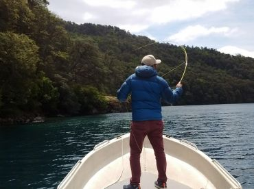 Ruta De Pesca. Travel Agency