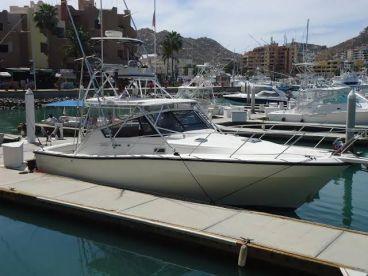Cabo Sport Fishing Fleet–42' Topaz