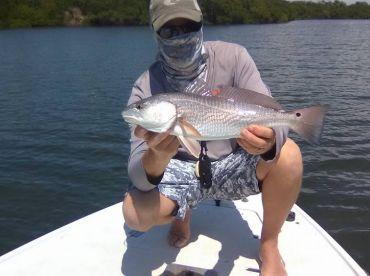 Glo#1 Fishing Charters Captain Juan Herndon