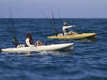 Kayak Fishing Trogir