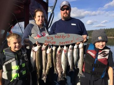 Big Daddy's Guide Service – Bucks Lake