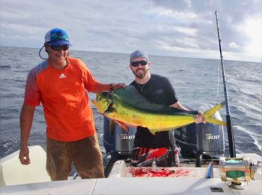 Placencia Fishing Charters - Edlin