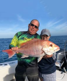 Reel Deal Fishing Charters – 32'