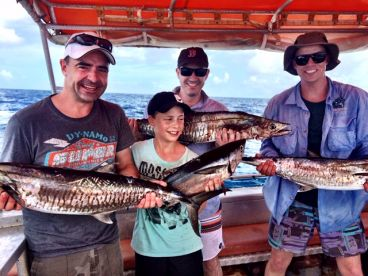 Nomad Fishing Tours