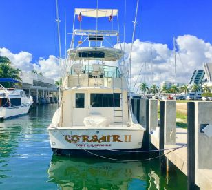 Corsair 2 Sportfishing – Key West
