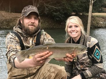 Dedicated Outdoors – Trophy Trout