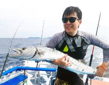 Prasert Seri Fishing Tour