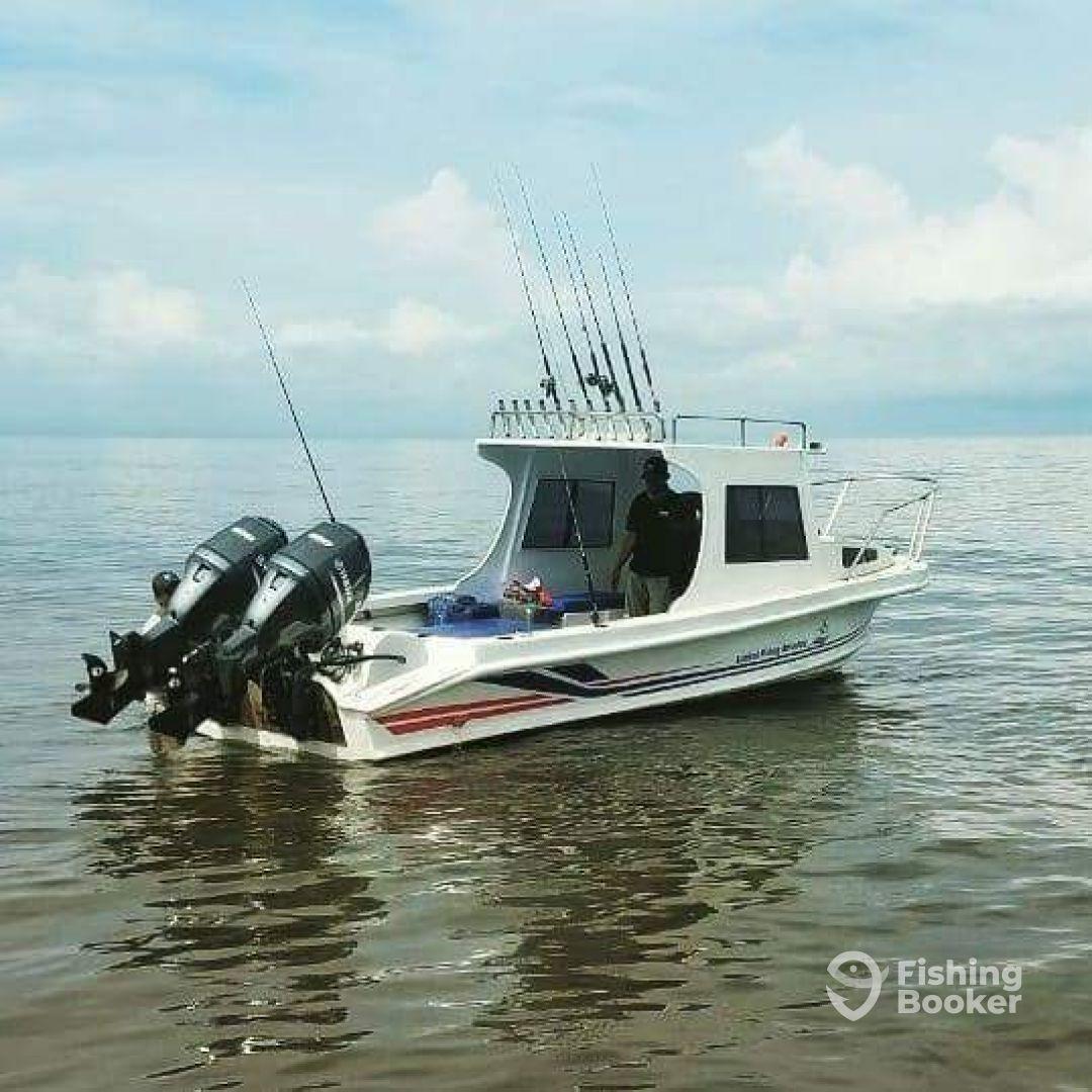 I just found Lombok Fishing Adventure on FishingBooker