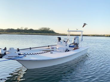 First City Fishing Charters – 17'
