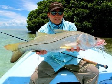 Belize Tarpon Fly