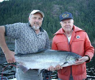 Paul Doré Salmon Fishing