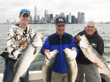 Joey Tomatos Fishing Charters – Raritan Bay