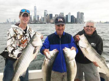 Joey Tomatos Fishing Charters – Raritan Bay