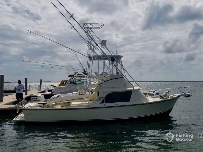 Outcast Charters Cayman