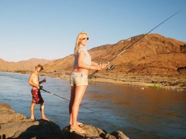 Xama Adventures – Orange River