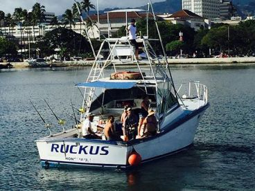 Ruckus Sportfishing And Diving