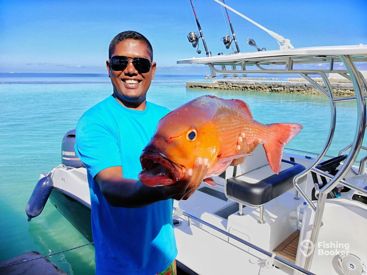 Captain Reyley and the Red Snapper