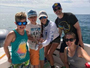 Gale Force Fishing - Family Fun