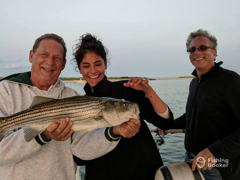 Cape Cod Fishing Adventures