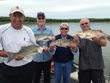 Fish On – Skiatook Lake