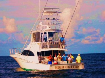 High Cotton Charters