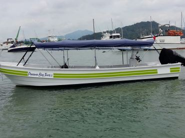 Panama Bay Tours 25'