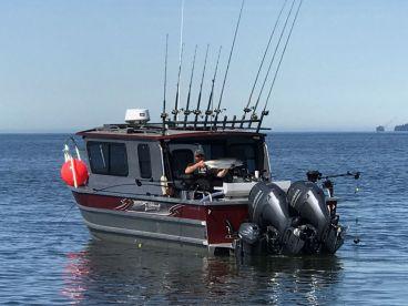 West Coast Renegade Fishing Charter