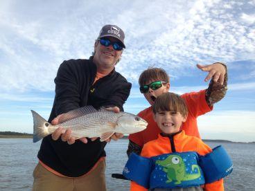 Charleston Fishing Excursions