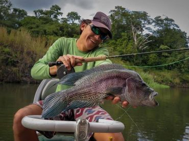 Guanacaste Fly Fishing