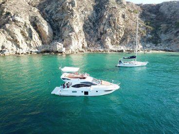 Cabo Sport Fishing – 42' Azimut