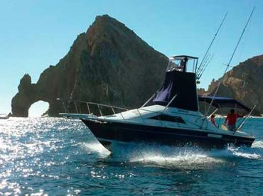 Cabo Sport Fishing 28FT Marlin Hunt