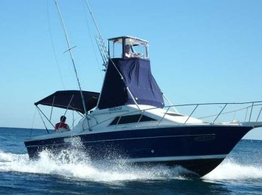 Cabo Sport Fishing–28' Marlin Hunt