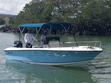 Panama Bay Tours – Angler 21'