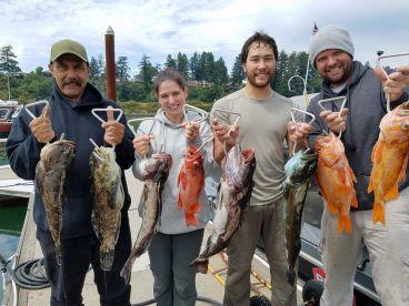Brookings Ocean Fishing