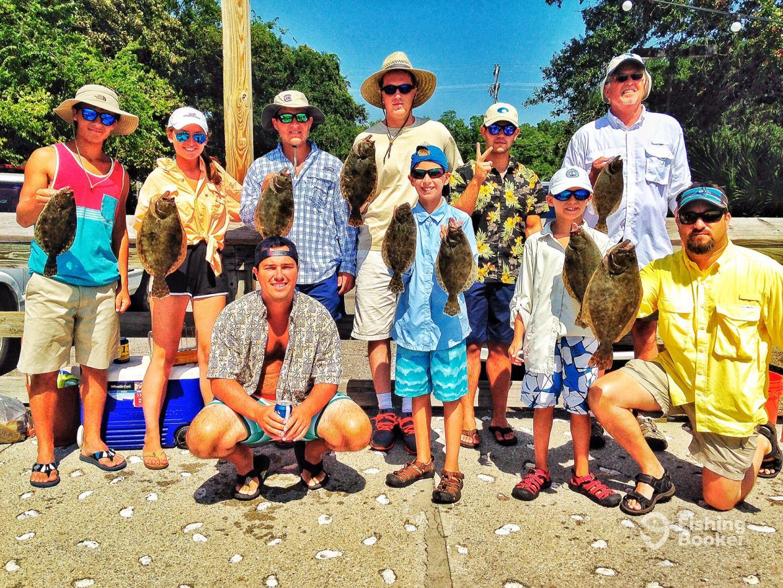 Flounder Beat Down