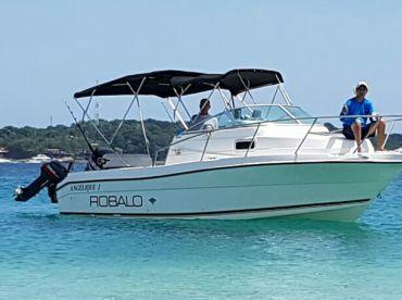 Panama Bay Tours – Robalo 23'